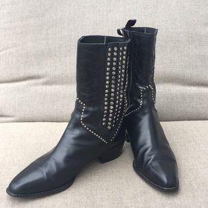 Stuart Weitzman Studded Boot